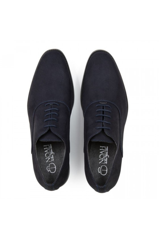 vegan lace-ups Damiano Suede