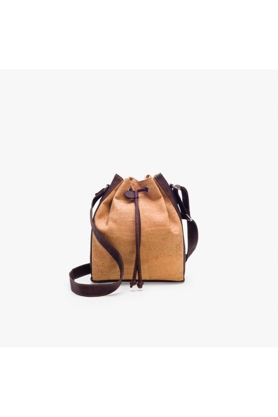 Bucket Bag - Sustainable Leather Accessories