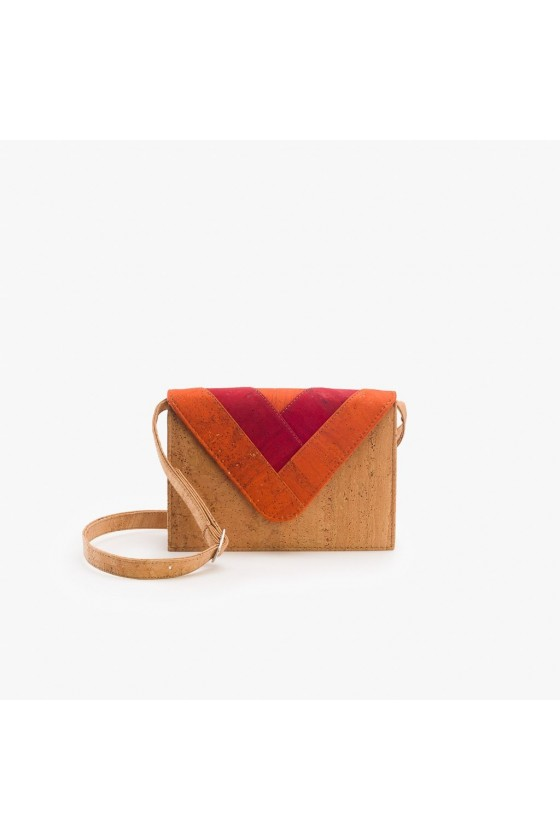 Triangle Crossbody Bag - Sustainable Fashion For Women